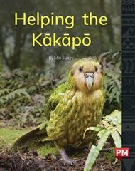 Helping the Kākāpō - 9780170330398