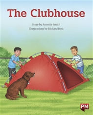 The Clubhouse - 9780170332125