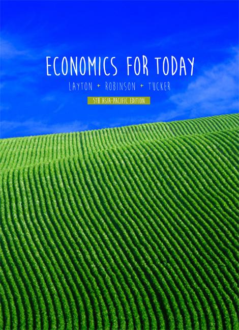 Economics for Today - 9780170347006