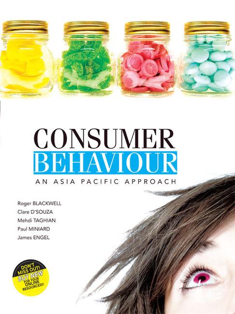 Consumer Behaviour: An Asia Pacific Approach - 9780170347228
