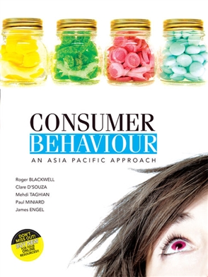 Consumer Behaviour: An Asia Pacific Approach - 9780170347228