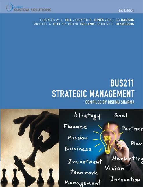 CP0939: BUS211 Strategic Management - 9780170347273