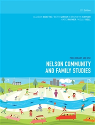 Nelson Community and Family Studies: Preliminary and HSC - 9780170347990