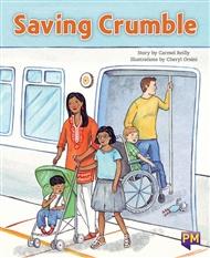 Saving Crumble - 9780170349765