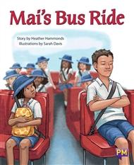 Mai's Bus Ride - 9780170349796