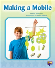 Making a Mobile - 9780170349802