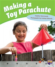 Making a Toy Parachute - 9780170349895