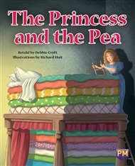 The Princess and the Pea - 9780170349918