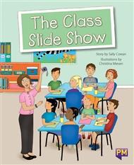 The Class Slide Show - 9780170349925