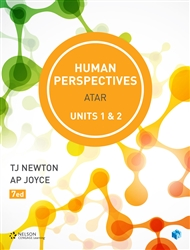 Human Perspectives Units 1 & 2 (Student Book with 4 Access Codes) - 9780170351126