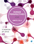 Human Perspectives Units 3 & 4 (Student Book with 4 Access Codes)