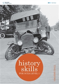 History Skills NCEA Level 1 Workbook - 9780170352581