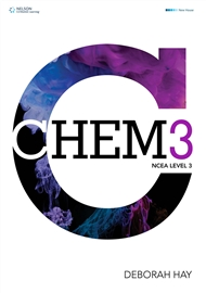 Chem 3 NCEA Level 3 Workbook - 9780170352611