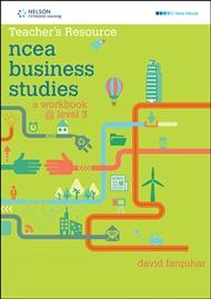 Business Studies: A Workbook @ Level 3 Teacher Resource CD - 9780170352789