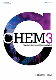 Chem 3 NCEA Level 3 Teacher Resource CD - 9780170352932