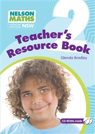 Nelson Maths AC NSW Teacher Resource Book 2 - 9780170352963