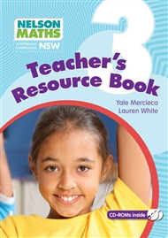 Nelson Maths AC NSW Teacher Resource Book 3 - 9780170352970