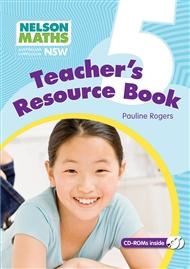 Nelson Maths AC NSW Teacher Resource Book 5 - 9780170352994