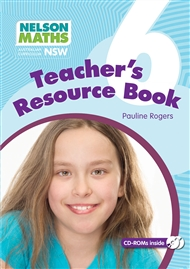 Nelson Maths AC NSW Teacher Resource Book 6 - 9780170353007