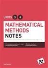 A+ Mathematical Methods Notes VCE Units 3 & 4