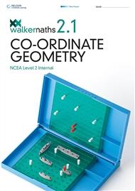Walker Maths 2.1 Co-ordinate Geometry - 9780170354196