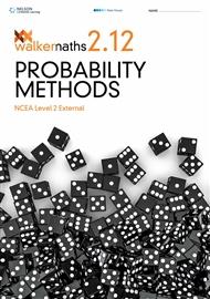 Walker Maths 2.12 Probability Methods - 9780170354240