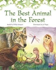 The Best Animal in the Forest - 9780170354271