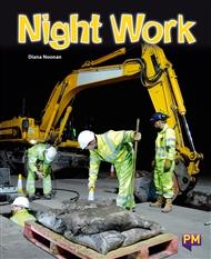 Night Work - 9780170354332