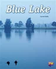 Blue Lake - 9780170354356