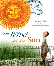 The Wind and the Sun - 9780170354417