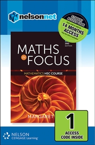 Maths in Focus: Mathematics HSC Course Revised (1 Access Code Card) - 9780170354561
