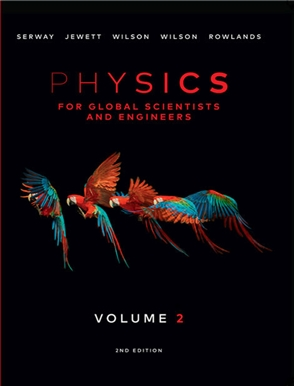 Physics for Global Scientists and Engineers, Volume 2 - 9780170355520
