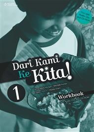 Dari Kami Ke Kita 1 Workbook REVISED: with Audio CDs and DVD - 9780170356060