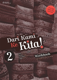 Dari Kami Ke Kita 2 Workbook REVISED: with Audio CDs and DVD - 9780170356077
