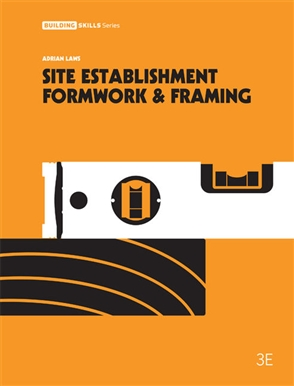 Site Establishment, Formwork and Framing - 9780170356152