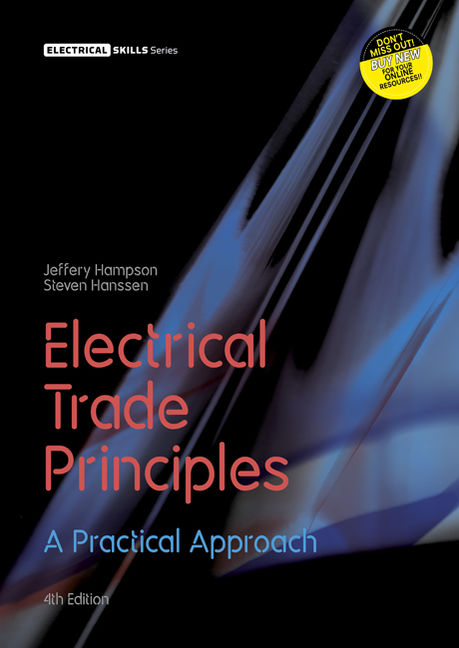 Electrical Trade Principles: A Practical Approach - 9780170356169