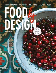 Food by Design (Student Book with 4 Access Codes) - 9780170358507