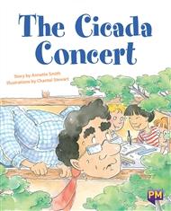 The Cicada Concert - 9780170358620
