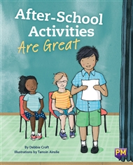 After-School Activities Are Great - 9780170358651