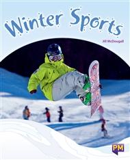 Winter Sports - 9780170358705