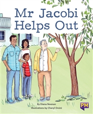 Mr Jacobi Helps Out - 9780170358712