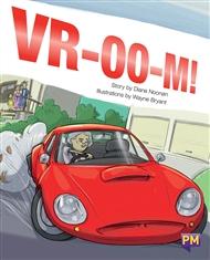 Vr-oo-m! - 9780170358781
