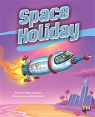 Space Holiday - 9780170358798
