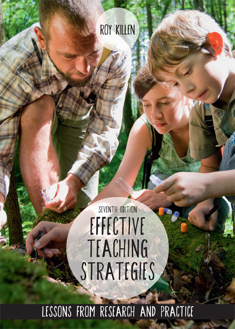 Effective Teaching Strategies: Lessons from Research and Practice - 9780170358880