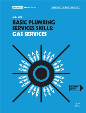 Basic Plumbing Services Skills: Gas Services - 9780170361996