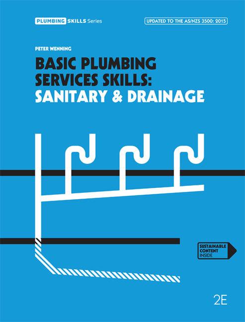 Basic Plumbing Services Skills: Sanitary & Drainage - 9780170362009
