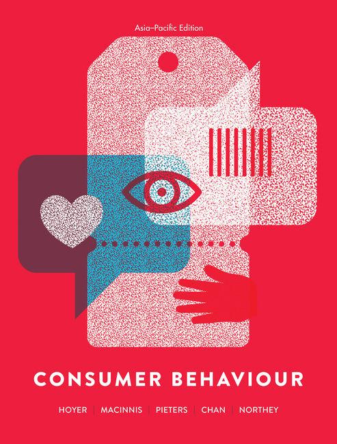 Consumer Behaviour: Asia-Pacific Edition - 9780170362016