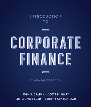 Introduction to Corporate Finance: Asia-Pacific Edition - 9780170364331