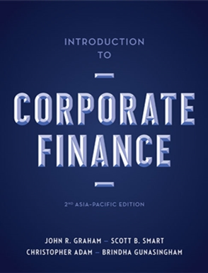 Introduction to corporate finance buy textbook chris adam introduction to corporate finance asia pacific edition fandeluxe Images
