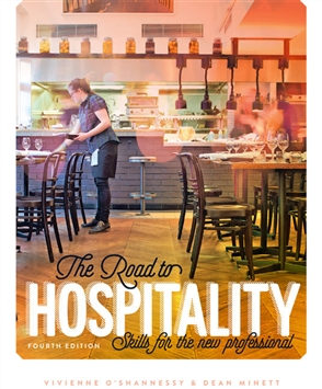 The Road to Hospitality - 9780170364348